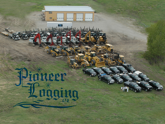 Pioneer Logging Ltd.